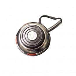 Pédale ronde en métal