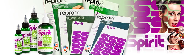 ReproFX Spirit Tattoo Stencil Paper