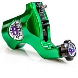 Bishop Rotary Tattoo Machine Green