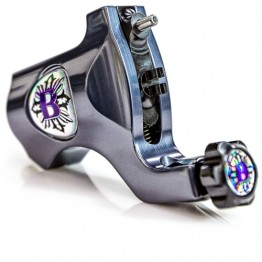 Bishop Rotary Tattoo Machine Gun Metal - Gray