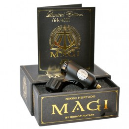 Magi Black Bishop Rotary Machine Edition Limitée