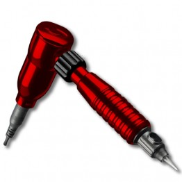 Cheyenne Hawk Spirit Red+Grip