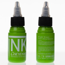 Cheyenne Ink Bright Green