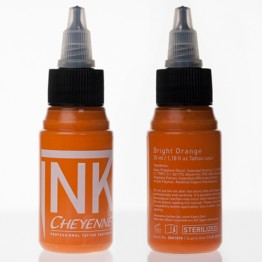 Cheyenne Ink Bright Orange