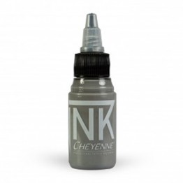 Cheyenne Ink - Silver Grey