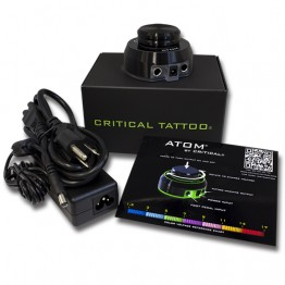 Critical Atom Alimentateur Tattoo Black