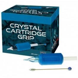 Crystal Poignées jetables pour cartouches - 25mm