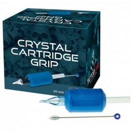 Crystal Poignées jetables pour cartouches - 30mm