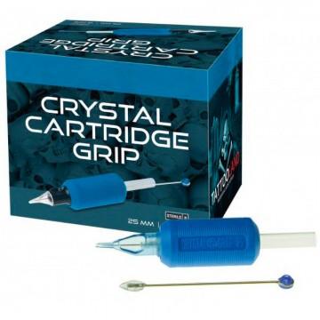 Crystal Poignées jetables pour cartouches - 25mm-4585