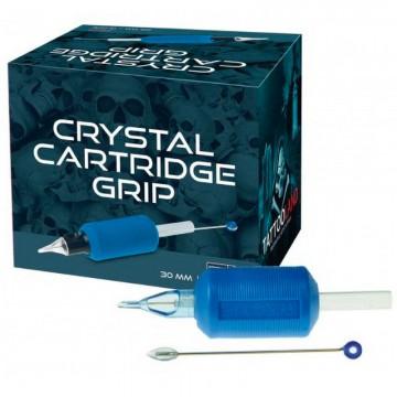 Crystal Poignées jetables pour cartouches - 30mm-4586