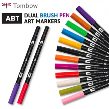 Tombow ABT Dual Brush Pen-799
