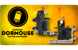Electric Dormouse Tattoo Machines