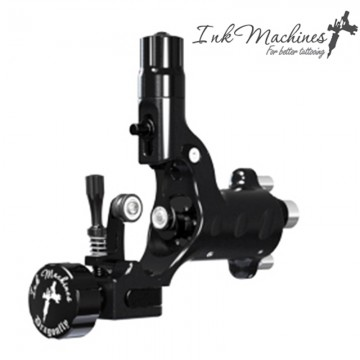 Dragonfly Tattoo Machine Evil Black-4329