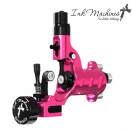 Dragonfly Tattoo Machine Seductive Pink