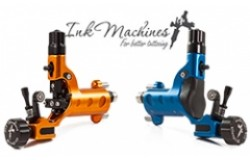 Ink Machines Dragonfly & Stingray