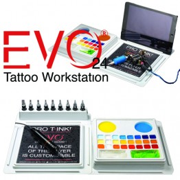 Evo 24 Tattoo Workstation