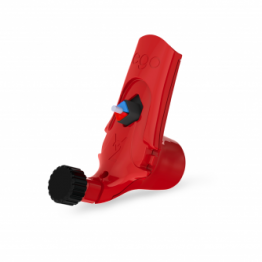 Ego V2 rotative Red