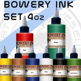 Kit Intenze Bowery Ink