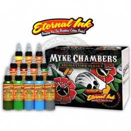 Eternal Ink Myke Chambers Signature Series set