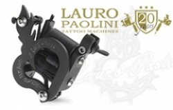 Lauro Paolini machine à tatouer