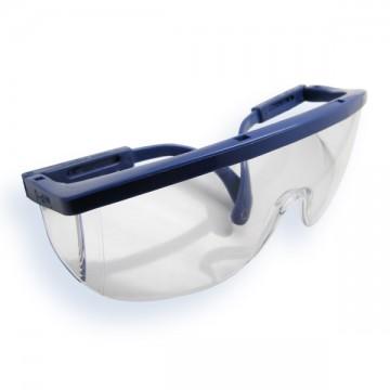 Lunettes de protection - Bleu