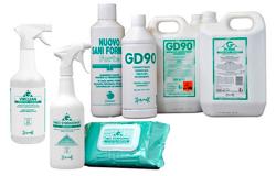 Produits pour l'hygiène