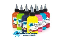 Star Brite Tattoo Colors
