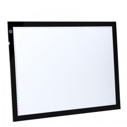Table de dessin LED ultra mince - (A3 et A4)