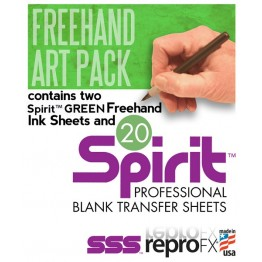 Reprofx Spirit Freehand Art Pack