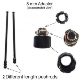 Swashdrive Brush Composite Adaptateur