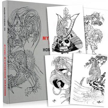 Ryuki Mysterious Dragons by Horiyoshi III-4302