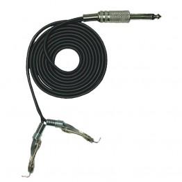 Clip cord avec fiche jack