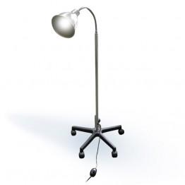 Lampe d'examen avec bras flexible