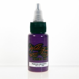 World Famous Ink Pancho Magenta