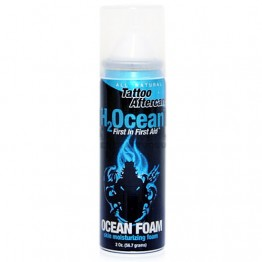 H2Ocean-Ocean Foam-Mousse hydradante tattoo