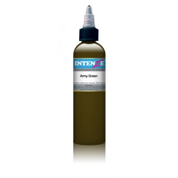 Intenze Army Green-828