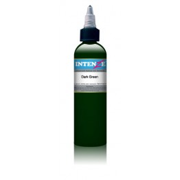 Intenze Dark Green