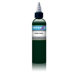 Intenze Soldier Green