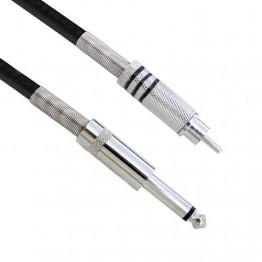 Geko Câble avec fiche jack et RCA