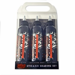 Sticazzi Shading Set World Famous Ink