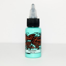 World Famous Ink Aqua Daryl