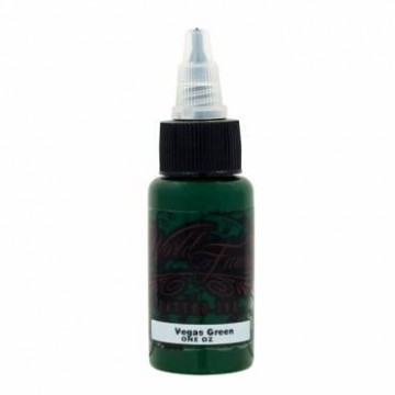 World Famous Ink Vegas Green-4055
