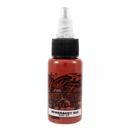 World Famous Ink Rembrandt Red