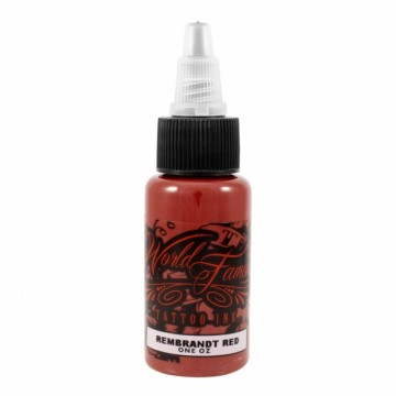World Famous Ink Rembrandt Red-4024